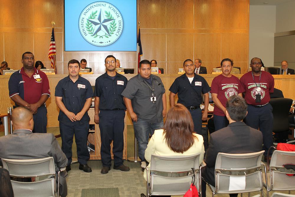 August 9, 2012 Board Meeting.