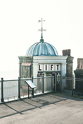 The Victorian Lift to the Beach in Ramsgate, Kent, United Kingdom