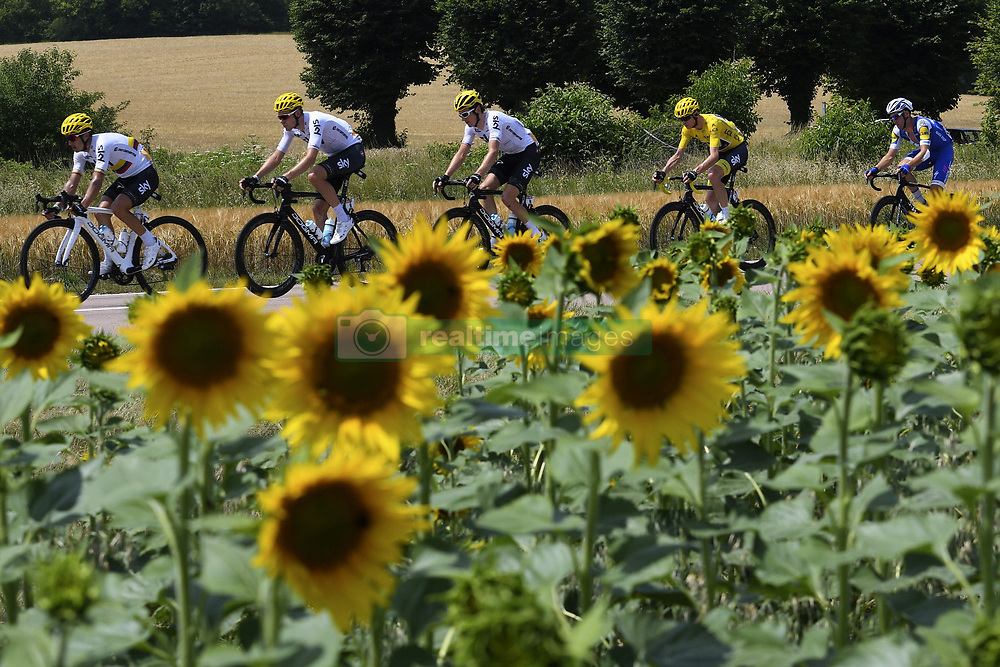 July 7, 2017 - France - FROOME Christopher of Team Sky (Credit Image: © Panoramic via ZUMA Press)
