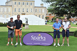 TEAM HARBOROUGH HIRE CENTRE, Sparks Leon Haslam Golf Day Wellingborough Golf Course Tuesday 7th June 2016