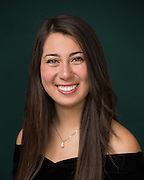 Elizabeth Delegeane poses for her High School Senior portrait in San Jose, California, on March 30, 2014. (Stan Olszewski/SOSKIphoto)