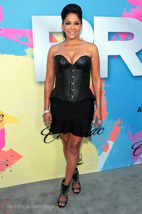 "Los Angeles, CA-June 29:  Recording Artist Shelia E attends the Seventh Annual "" Pre "" Dinner celebrating BET Awards hosted by BET Network/CEO Debra L. Lee held at Miulk Studios on June 29, 2013 in Los Angeles, CA. © Terrence Jennings"