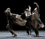 Saburo Teshigawara's 'KARAS' <br /> Mirror &amp; Music <br /> <br /> UK Premier<br /> <br /> at Sadler's Wells, London, Great Britain <br /> Press Photocall<br /> <br /> 14th June 2011<br /> <br /> Choreography by Saburo Teshigawara<br /> <br /> <br /> THESE IMAGES ARE NOT AVAILABLE TO EITHER DOWNLOAD OR BUY PRINTS,  SORRY. <br /> <br /> Photograph by Elliott Franks