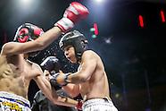 Kieran Manwaring vs Dillion Bourke