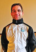 Pierre BAZIN - 04.10.2013 - Photo Officielle - Tours -<br /> Photo : Philippe LE BRECH / Icon Sport