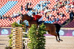 Hugyecz, Mariann (HUN) Chacco Boy<br /> Göteborg - European Championships 2017<br /> © www.sportfotos-lafrentz.de/Stefan Lafrentz