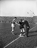 1960 - Soccer International: Ireland v Norway at Dalymount Park