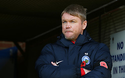 Peterborough United Manager Grant McCann - Mandatory by-line: Joe Dent/JMP - 12/11/2017 - FOOTBALL - Cherry Red Records Stadium - Kingston upon Thames, England - AFC Wimbledon v Peterborough United - Sky Bet League One