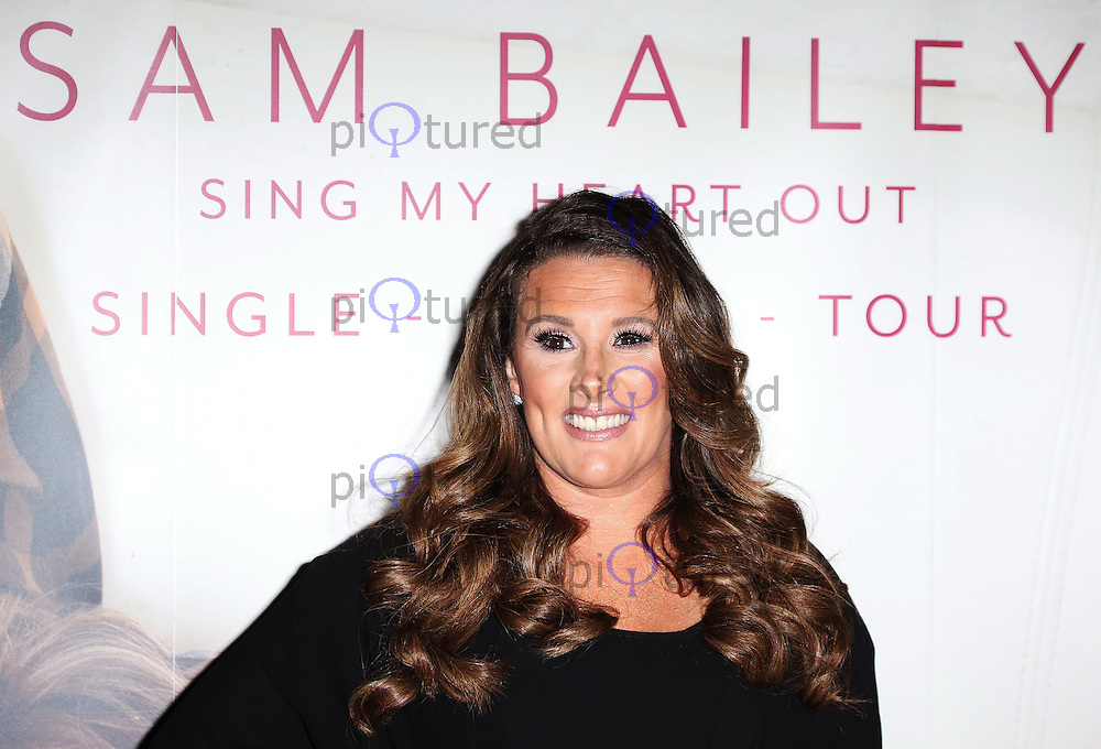 Sam Bailey - album launch, The Dorchester, London UK, 4 August 2016, Photo by Richard Goldschmidt