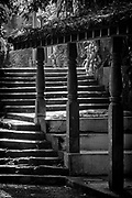 LUNUGANGA. <br />Steps up from arrival.