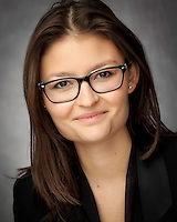 Corporate Headshot of female worker at Duff Phelps.