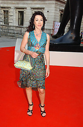 Designer HELEN DAVID at the Royal Academy of Art's SUmmer Party following the official opening of the Summer Exhibition held at the Royal Academy of Art, Burlington House, Piccadilly, London W1 on 7th June 2006.<br /><br />NON EXCLUSIVE - WORLD RIGHTS