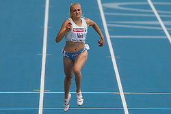 Sabina Veit of Slovenia competes in the Womens 200m Heat during day four of the 20th European Athletics Championships at the Olympic Stadium on July 30, 2010 in Barcelona, Spain. (Photo by Vid Ponikvar / Sportida)
