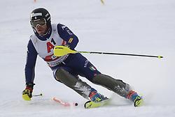 26.01.2020, Streif, Kitzbühel, AUT, FIS Weltcup Ski Alpin, Slalom, Herren, 1. Lauf, im Bild Albert Popov (BUL) // Albert Popov (BUL) in action during his 1st run in the men's Slalom of FIS Ski Alpine World Cup at the Streif in Kitzbühel, Austria on 2020/01/26. EXPA Pictures © 2020, PhotoCredit: EXPA/ SM<br /> <br /> *****ATTENTION - OUT of GER*****