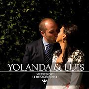 Boda Yolanda + Luis