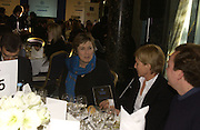 ELINOR GOODMAN. Association awards, 2005. Institute of Directors. Pall Mall. London. 29 November 2005. ONE TIME USE ONLY - DO NOT ARCHIVE  © Copyright Photograph by Dafydd Jones 66 Stockwell Park Rd. London SW9 0DA Tel 020 7733 0108 www.dafjones.com