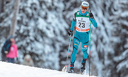 27.11.2016, Nordic Arena, Ruka, FIN, FIS Weltcup Langlauf, Nordic Opening, Kuusamo, Herren, im Bild Clement Parisse (FRA) // Clement Parisse of France during the Mens FIS Cross Country World Cup of the Nordic Opening at the Nordic Arena in Ruka, Finland on 2016/11/27. EXPA Pictures © 2016, PhotoCredit: EXPA/ JFK
