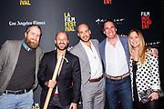 Jay Holzer, Gabriel Taraboulsy, Alexander Emanuele, Oren Katzeff, and Cecile Murias