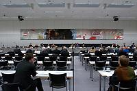 30 OCT 2003, BERLIN/GERMANY:<br /> Uebersicht, SPD Fraktionssaal, waehrend einer Sitzung des Bundestagsausschusses Gesundheit und Soziale Sicherung, Deutscher Bundestag<br /> IMAGE: 20031030-02-030<br /> KEYWORDS: Auschuss, Ausschuß, Übersicht, Saal