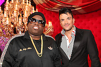 Cee Lo Green and Peter Andre
