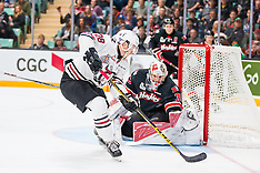 2016 MasterCard Memorial Cup - May 22 - Red Deer vs Rouyn-Noranda