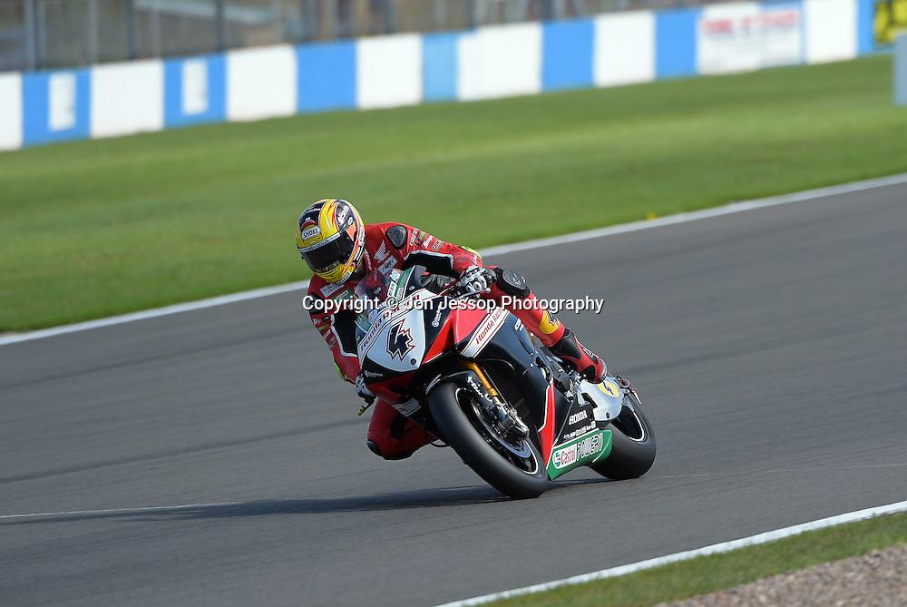 #4 Dan Linfoot Honda Racing MCE Insurance British Superbike Championship in association with Pirelli