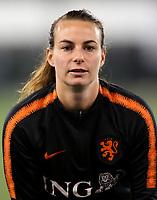 International Women's Fifa Play Off Matchs 2018 - 2 Leg / <br /> Switzerland v Netherlands 1-1 ( LIPO Park Stadium - Schaffhausen ,Switzerland ) - <br /> Renate Jansen of Netherlands