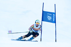 STARKER Alexandra, CAN, Giant Slalom, 2013 IPC Alpine Skiing World Championships, La Molina, Spain