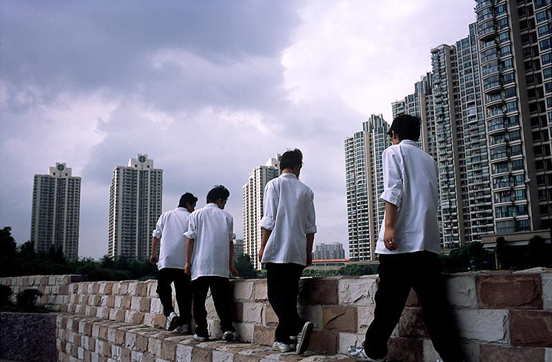 Shanghai, China. 2008