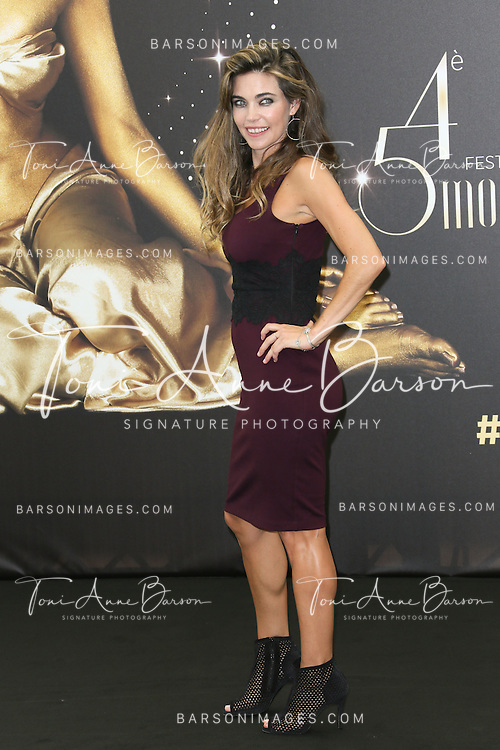 """MONTE-CARLO, MONACO - JUNE 09:  Amelia Heinle  attends """"The Young and The Restless"""" Photocall on June 9, 2014 in Monte-Carlo, Monaco.  (Photo by Tony Barson/FilmMagic)"""