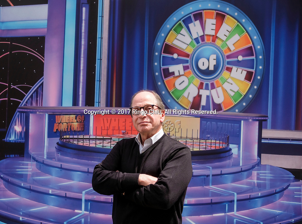 Harry Friedman, executive producer, Wheel of Fortune and Jeopardy! game shows. (Photo by Ringo Chiu)<br /> <br /> Usage Notes: This content is intended for editorial use only. For other uses, additional clearances may be required.