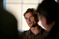 UK ENGLAND LONDON 10AUG07 - Arsenal goalkeeper Jens Lehmann during interview at the German Historical Institute in Bloomsbury, central London...jre/Photo by Jiri Rezac..© Jiri Rezac 2007..Contact: +44 (0) 7050 110 417.Mobile:  +44 (0) 7801 337 683.Office:  +44 (0) 20 8968 9635..Email:   jiri@jirirezac.com.Web:    www.jirirezac.com..© All images Jiri Rezac 2007 - All rights reserved.