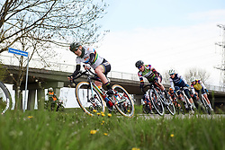 Anna van der Breggen (NED) at Healthy Ageing Tour 2019 - Stage 3, a 124 km road race starting and finishing in Musselkanaal, Netherlands on April 12, 2019. Photo by Sean Robinson/velofocus.com