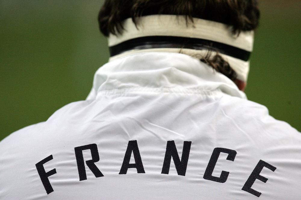 France v Argentina, Stade De France, St Denis, France, 7th Speptember 2007. Rugby World Cup 2007.