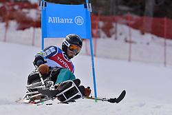 TAIT Sam LW11 AUS at 2018 World Para Alpine Skiing Cup, Kranjska Gora, Slovenia