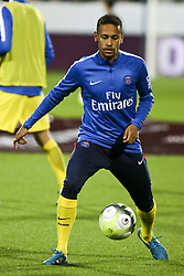 September 8, 2017 - Paris, France - Da Silva Santos Junior Neymar during warm up prior to the French L1 football match between Metz (FCM) and Paris Saint-Germain (PSG) on September 8, 2017 at the Saint-Symphorien stadium in Longeville-les-Metz, northeastern France. (Credit Image: © Elyxandro Cegarra/NurPhoto via ZUMA Press)