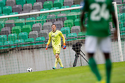 Grega Sorcan of ND Gorica during football match between NK Olimpija Ljubljana and ND Gorica in Round #29 of Prva liga Telekom Slovenije 2017/18, on April 29, 2018 in SRC Stozice, Ljubljana, Slovenia. Photo by Urban Urbanc / Sportida