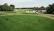 3rd tee at The Address Montgomerie Golf Club, Dubai, United Arab Emirates.  27/01/2016. Picture: Golffile | David Lloyd<br /> <br /> All photos usage must carry mandatory copyright credit (© Golffile | David Lloyd)