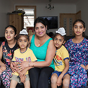 Southall, Greater London, UK, August 11, 2015.<br />