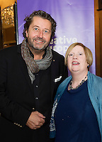 To celebrate 25 Years of MEDIA, The Creative Europe MEDIA Office Galway held the&nbsp;Creative Europe&nbsp;MEDIA Co-Production Dinner&nbsp;in Hotel Meyrick&nbsp;on Thursday the 7th of June as part of The&nbsp;Galway Film Fleadh.&nbsp;<br /> <br /> At the event was Guy Daleiden - Luxemburgh Film Board and Eibhlin N&iacute; Mhunghaile The Creative Europe MEDIA Office Galway<br /> The networking dinner gives Fleadh goers&nbsp;privileged access to the world's leading film Financiers and a fantastic&nbsp;opportunity to network with European Producers and Film Fair Financiers. &nbsp;Creative Europe MEDIA Office Galway offers comprehensive information on the European Union's Creative Europe Programme, offering advice, support and information on Creative Europe funding support for the audiovisual industries including film, television and games.&nbsp; The regional office is also available to respond to queries by phone or email.&nbsp; In addition to providing one-to-one advice sessions and events throughout the year. &nbsp;<br /> <br /> For further information contact Eibhl&iacute;n N&iacute; Mhunghaile on 091 770728 or via email on&nbsp;eibhlin@creativeeuropeireland.eu&nbsp;<br />  Photo: Andrew Downes XPOSURE