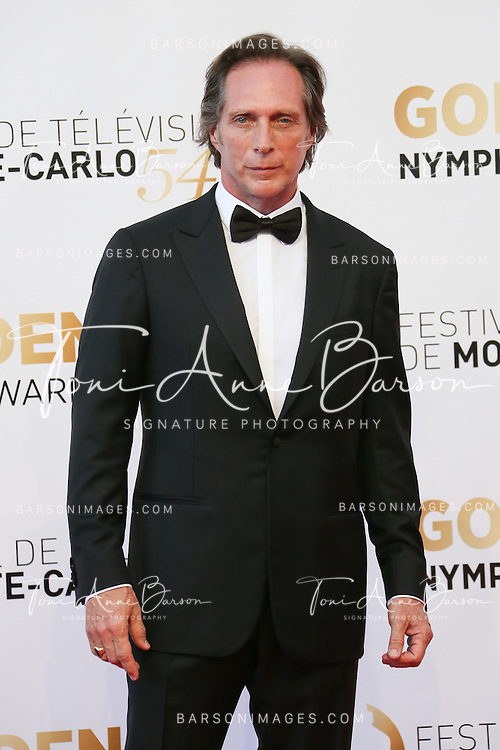 MONTE-CARLO, MONACO - JUNE 11:  William Fichtner attends the Closing Ceremony and Golden Nymph Awards of the 54th Monte Carlo TV Festival on June 11, 2014 in Monte-Carlo, Monaco.  (Photo by Tony Barson/FilmMagic)
