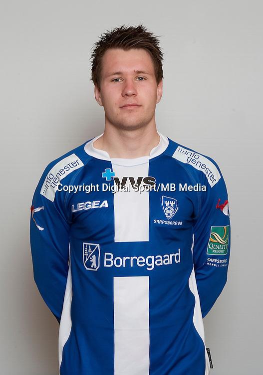 Fotball , Tippeligaen 2013 , Eliteserien , portrett , portretter , Sarpsborg08 , Mathias Engebretsen<br /> Foto: Astrid M. Nordhaug