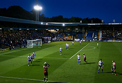 A general view of Gigg Lane - Mandatory by-line: Matt McNulty/JMP - 10/08/2017 - FOOTBALL - Gigg Lane - Bury, England - Bury v Sunderland - Carabao Cup - First Round