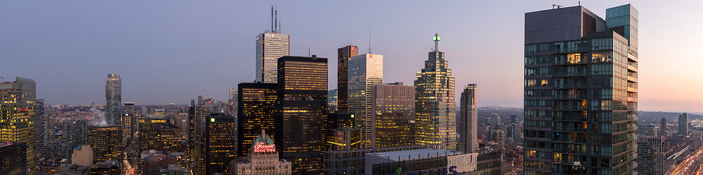 https://Duncan.co/skyscrapers-downtown-toronto-at-dawn