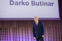 Darko Butinar, 53. podelitev Bloudkovih priznanj za leto 2017, on February 16, 2018 in Brdo pri Kranju, Kranj, Slovenia. Photo by Ziga Zupan / Sportida