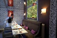 The Ville Restaurant, The Mandeville Hotel, Mandeville Place, Marylebone, London, Great Britain, UK