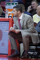 05 November 2017:   Brendan Mullins during a Lewis College Flyers and Illinois State Redbirds in Redbird Arena, Normal IL
