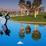 Marriott Desert Springs Golf Courses