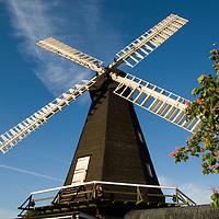 Herne windmill, Kent, England