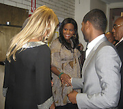 Tommy Hilfiger with girlfriend Dee Ocleppo and Usher with pregnant wife Tameka Foster.The Dream Concert to raise funds for the Washington, DC, Martin Luther King, Jr National Memorial. -Backstage-.Organized by Quincy Jones, Tommy Hilfiger and Russell Simmons.Radio City Music Hall.New York City, NY, USA .Tuesday, September 18, 2007.Photo By Selma Fonseca/ Celebrityvibe.com.To license this image call (212) 410 5354 or;.Email: celebrityvibe@gmail.com; .
